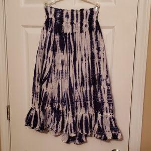 Justice Girls Tie Dye Dress